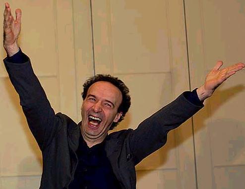 Roberto Benigni il 29 novembre su RaiUno