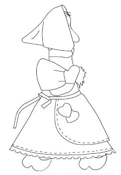 The Mamma E Bambini Website Also Offer These Color Designs Of La Befana But Whats Fun If They Are Already Colored In Ive Put Them Here Anyway