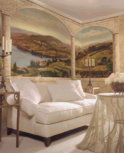 Candida martinelli 39 s italophile site italian decor for Italian decorations for home